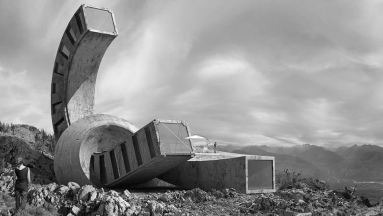 أبراج ملتوية ومنازل مقلوبة..هل هكذا ستصمم مباني المستقبل؟
