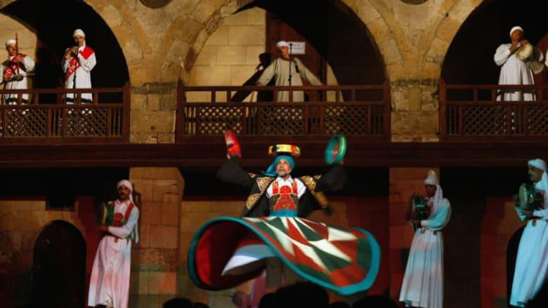 تعرّف إلى رقصة المولوية الصوفية