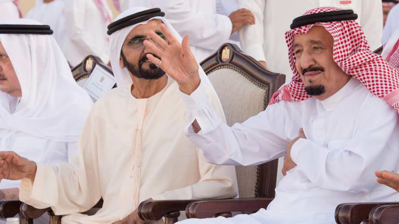 """بالصور: الملك سلمان في مهرجان """"زايد"""".. وسفير الإمارات في السعودية: مؤشر صادق على متانة العلاقات الثنائية"""