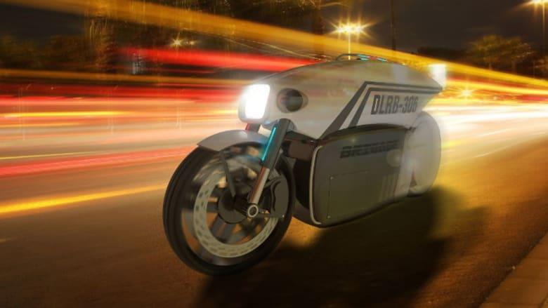 دراجة الشرطة الخارقة.. تقود نفسها ذاتياً!