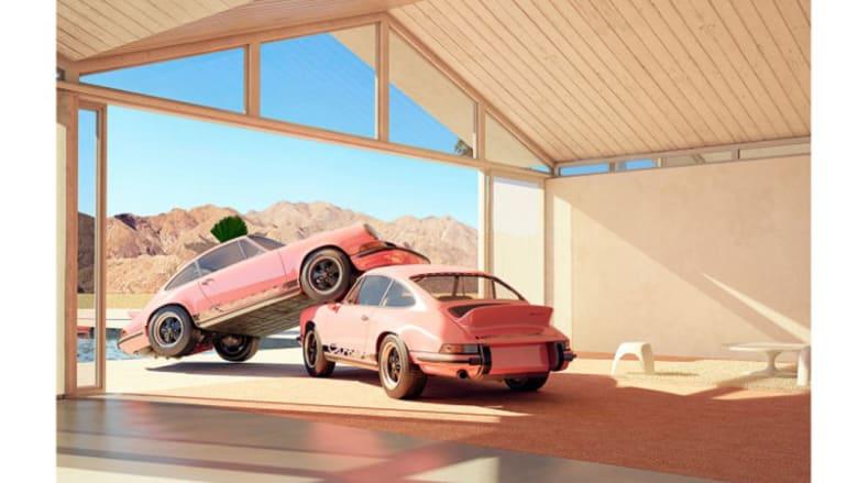 """لن تصدق ما الذي يفعله هذا الرجل بسيارات """"بورشه"""""""