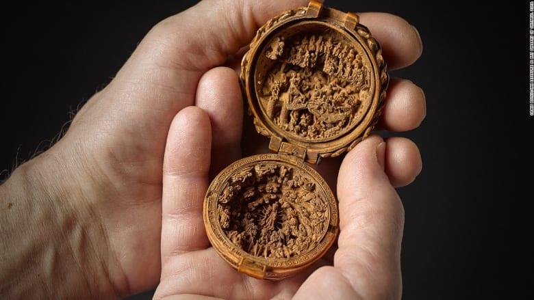 صناديق خشبية تكشف عن أسرار عمرها 500 عام