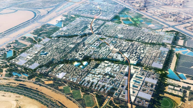 """هذه هي المدينة """"النموذج"""" لمدن المستقبل"""