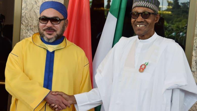 """الرئيس النيجيري """"سعيد"""" برغبة المغرب العودة إلى الاتحاد الإفريقي"""