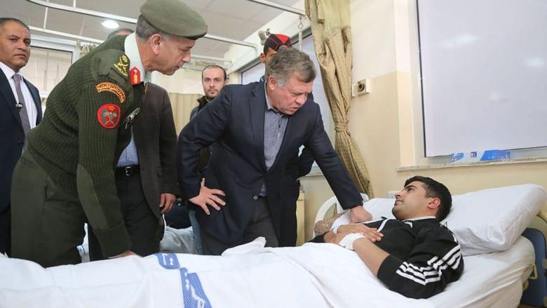 الملك عبدالله: الأردن قادر على القضاء على الإرهاب