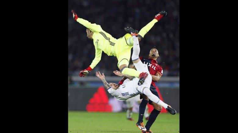 يا لها من لقطة ! أجمل صور الرياضة خلال الأسبوع الماضي