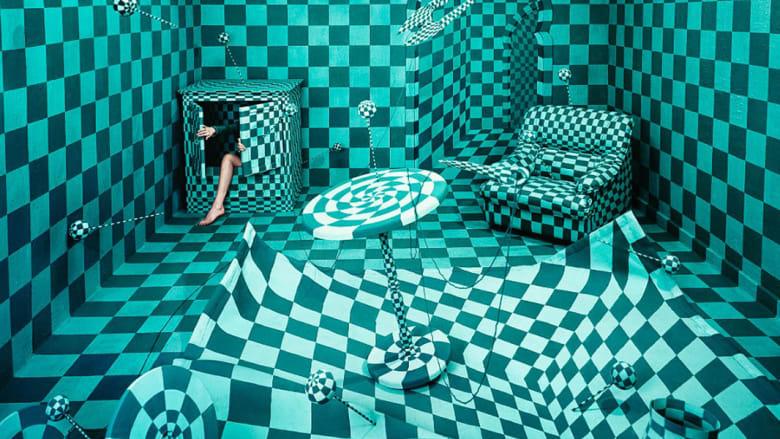 غرفٌ خيالية.. للأحلام والصدمات وما بينهما