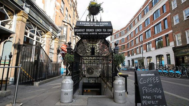 قمة الإبداع أم قمة القرف؟ حمامات لندن العامة تتحول إلى...