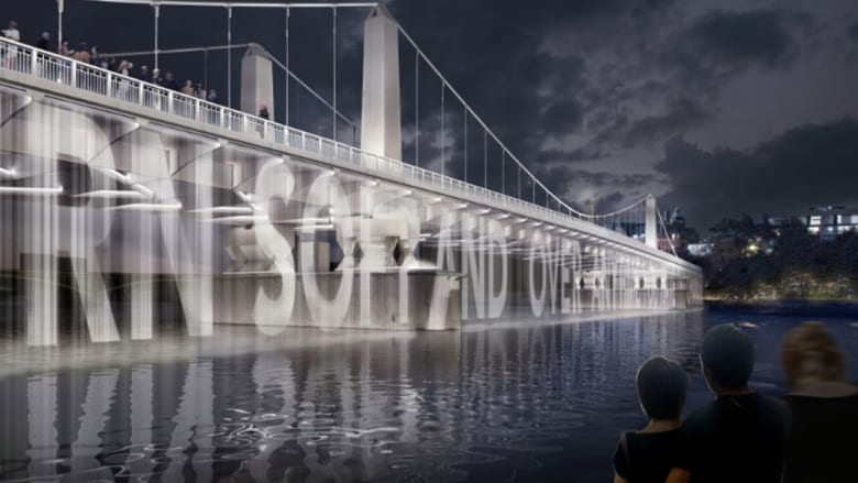 شاهد كيف سيصبح نهر التيمز اللندني في 2017
