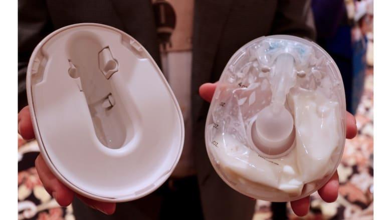 شاهدوا مضخة الثدي الذكية لأمهات المستقبل