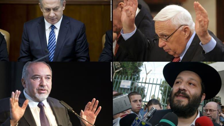نتنياهو وأولمرت وشارون.. 5 فضائح فساد هزت إسرائيل