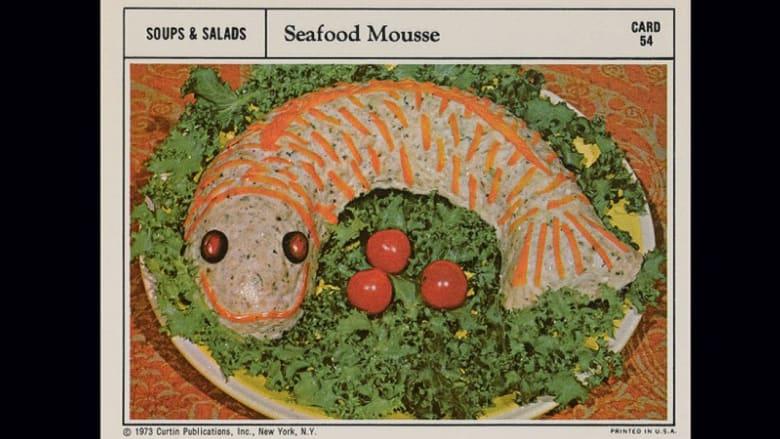 """أطباق """"مخيفة؟"""" شاهد """"أغرب"""" أصناف الطعام في السبعينيات"""