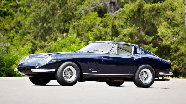 """تسع سيارات كلاسيكية """"رائعة"""" بعمر الخمسين"""