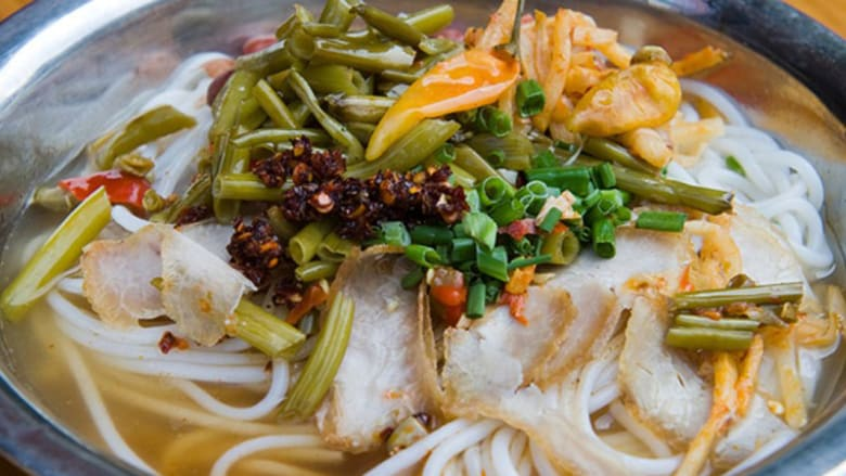 هذا هو الطعام الصيني الذي يحبه الصينيون حقاً