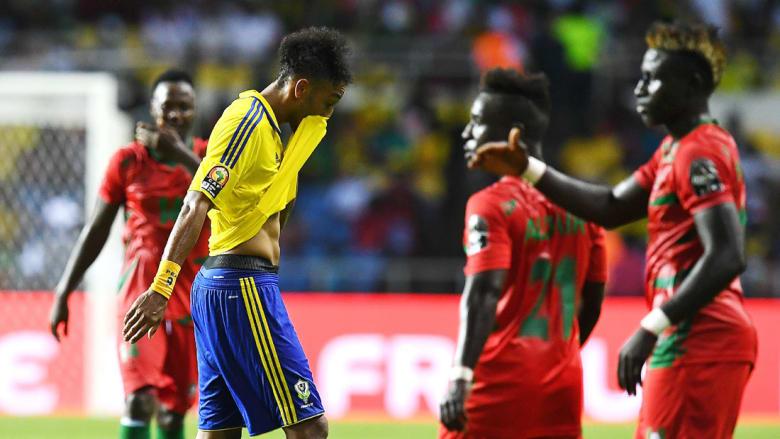 غينيا بيساو تفرض التعادل على الغابون وتحقق أولى نقاطها في كأس أفريقيا