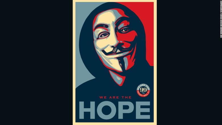 الفنان شيبارد فيري يصمم ملصقات مضادة لترامب