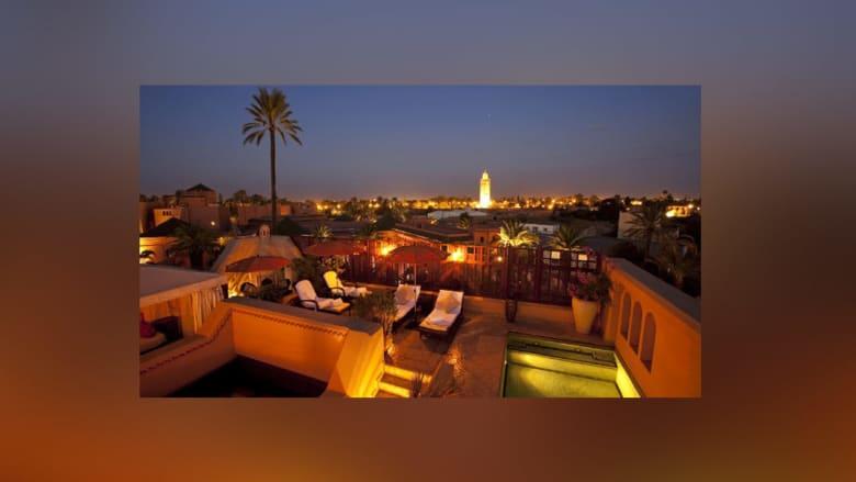 كيف تحولت رياض المغرب التاريخية إلى واحة للفنادق الفاخرة؟