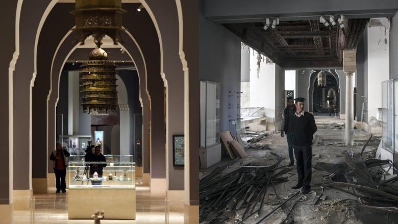 مصر تعيد افتتاح أكبر متحف للفن الإسلامي بالعالم