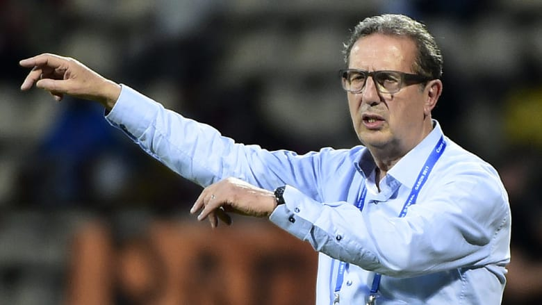استقالة مدرب الجزائر بعد وداع كأس أفريقيا 2017 مبكرا