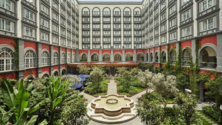 """هذه الفنادق والمطاعم ذات تقييم """"الألماسات الخمس"""" وفقاً لشركة """"AAA"""""""