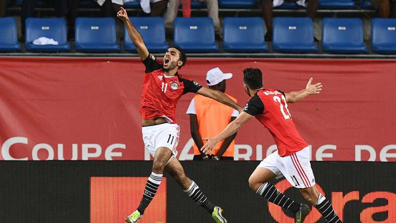 مصر تفوز على المغرب بعد 31 عاما وتلاقي بوركينا في نصف النهائي