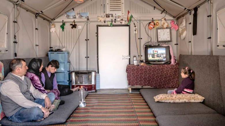 ايكيا تفوز بجائزة أفضل تصميم للعام 2016 بمأوى للاجئين