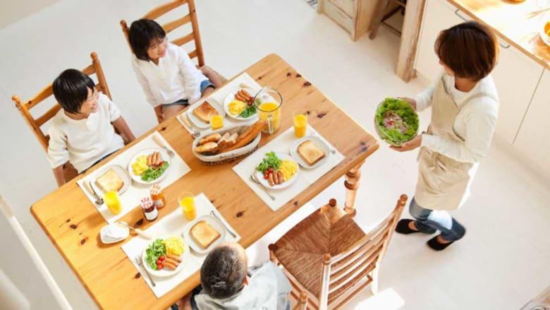6 عادات تحافظ على صحة وسعادة أسرتك