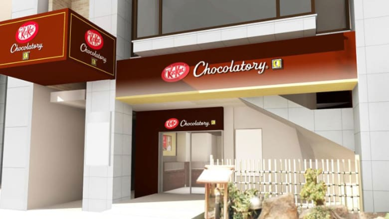 """سوشي بشوكولاتة """"الكيت كات""""..آخر الابتكارات المجنونة"""