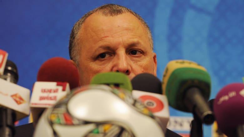 أبوريدة لـCNN: قلبي توقف أكثر من مرة في مباراة بوركينا فاسو