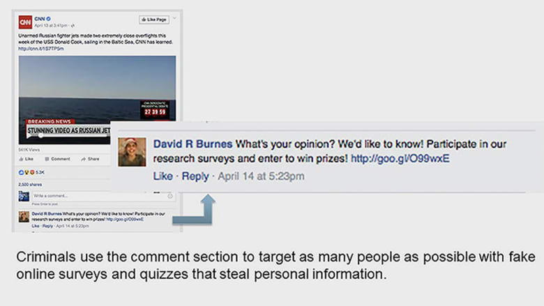 احذروهم.. هكذا يسرق المحتالون المعلومات عبر وسائل التواصل