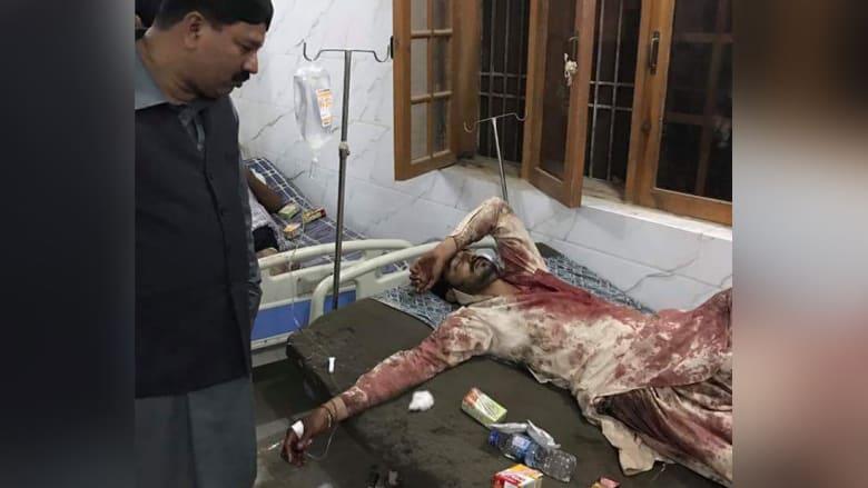 أكثر من 300 قتيل ومصاب إثر تفجير في ضريح صوفي في باكستان.. وداعش يتبنى