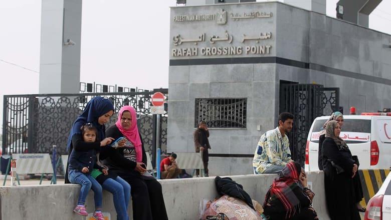 """الرئاسة المصرية ترد على تقارير """"توطين الفلسطينيين"""" في سيناء"""