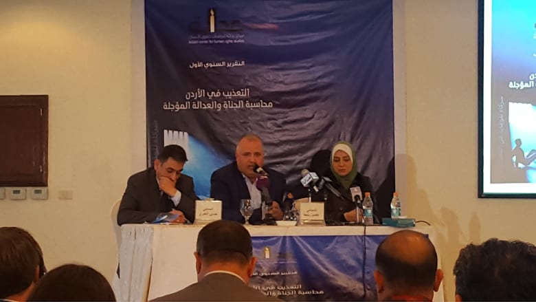 """الأردن: أول تقرير مختص يكشف عن """"ظاهرة التعذيب"""" في مراكز التوقيف"""
