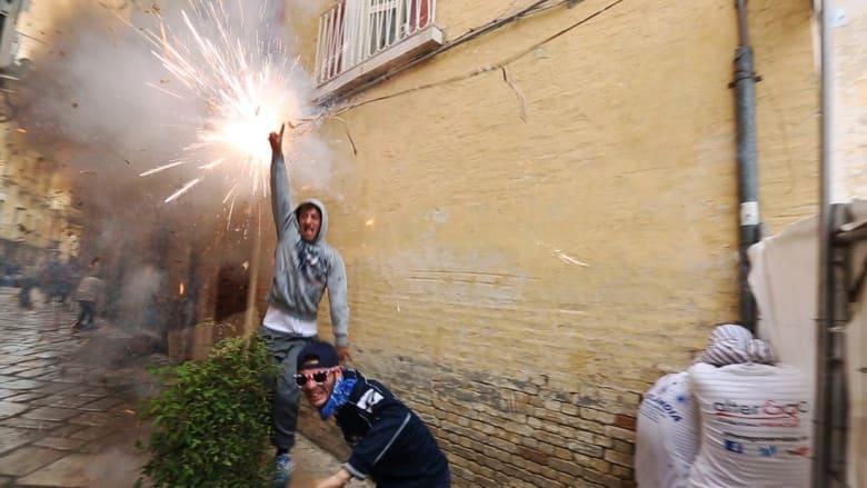 هذه الألعاب النارية الأكثر رعباً في العالم