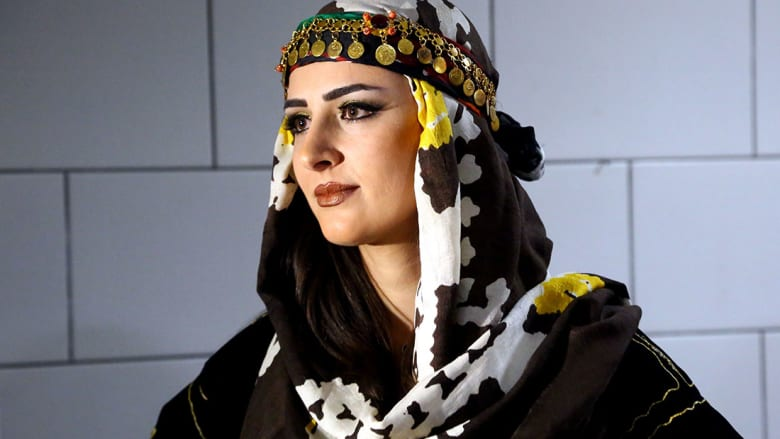 للمرة الأولى..أول عرض للأزياء الكردية في سوريا