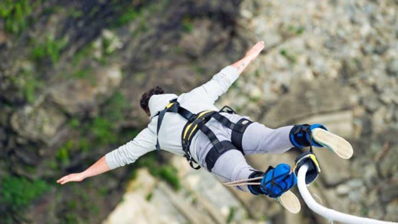 """هذه أخطر تجارب القفز وأكثرها """"هلعاً"""" للبشر"""