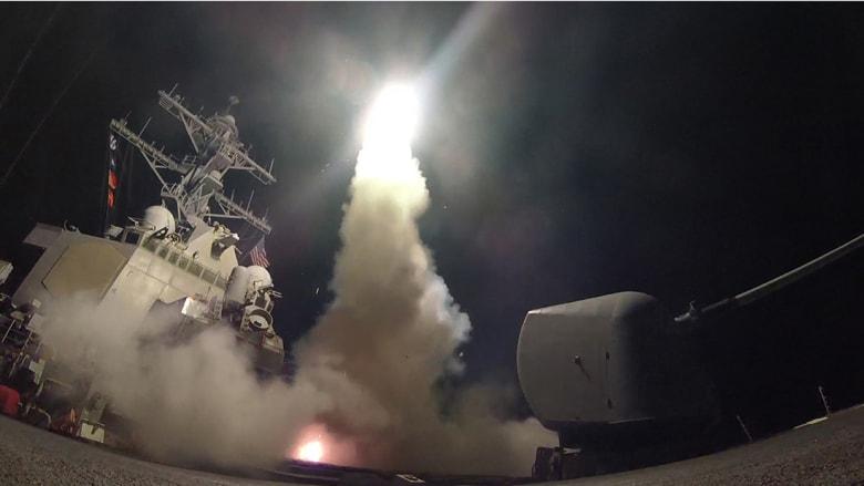 الضربة الأمريكية على سوريا.. من يؤيد ومن يعارض في المنطقة؟