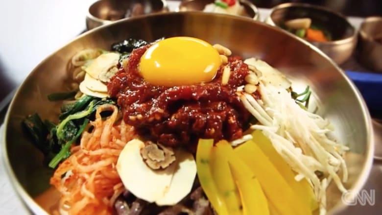 """على أصوله.. فن صناعة """"أطباق الملوك"""" في كورياالجنوبية"""