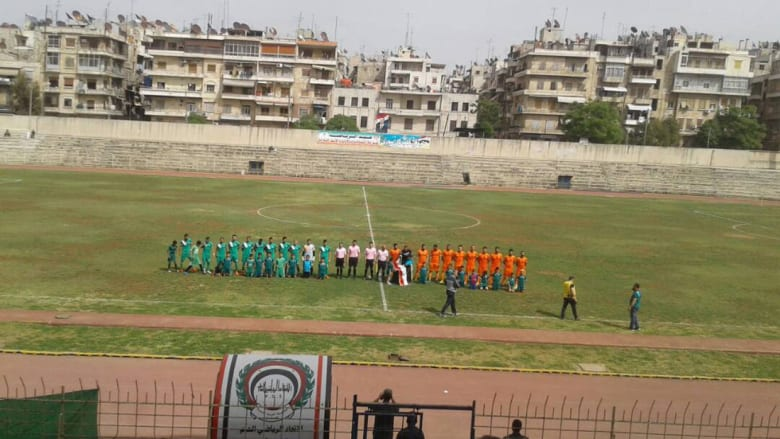 حلب تحتضن مباريات بين قطبيها وقطبي دمشق للمرة الأولى منذ 5 سنوات