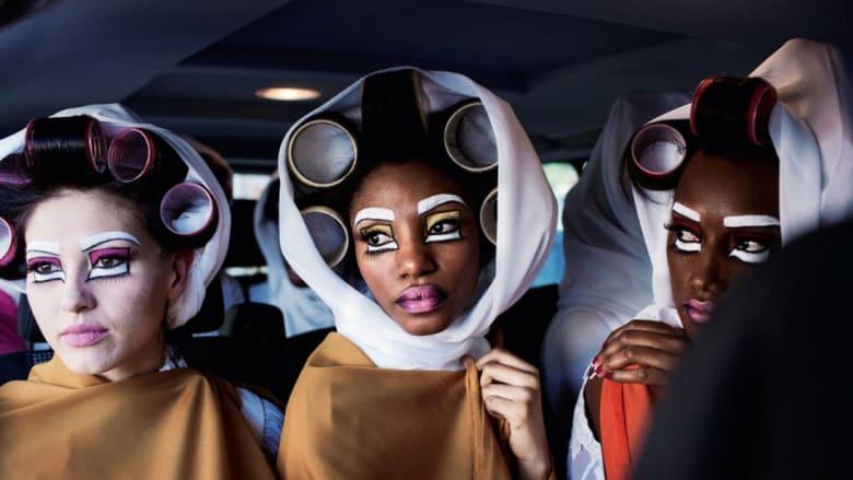 اختلسوا النظر داخل كواليس عروض الأزياء الأفريقية