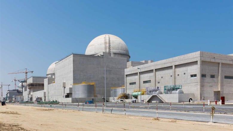 الإمارات تعلن اكتمال إنشاء أول محطة طاقة نووية.. وتأجيل التشغيل إلى 2018