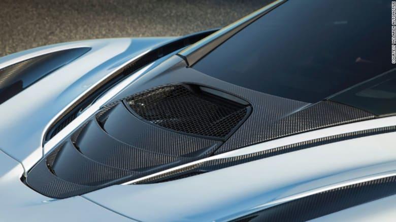 تعرف إلى ماكلارين 720s التي تنافس السيارات فائقة السرعة