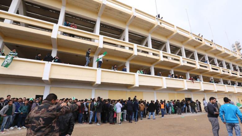 رئيس الاتحاد الليبي لكرة القدم لـ CNN: سيتم رفع الحظر عن ملاعب ليبيا قريبا