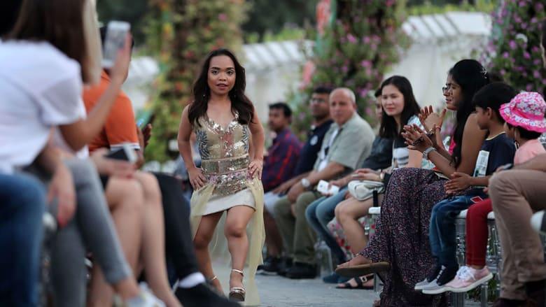 عرض أزياء في دبي يكسر الصور النمطية بالموضة