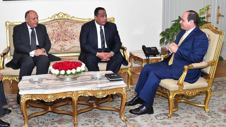 """غندور يرفض في القاهرة التراجع عن تصريحات سودانية حول """"تورط"""" مصر في نزاع دارفور"""