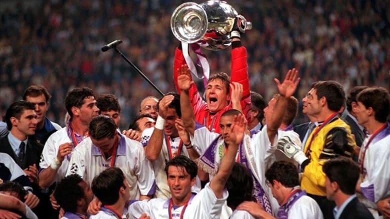 لاعبو ريال مدريد يرفعون 12 لقبا لدوري أبطال أوروبا عبر التاريخ
