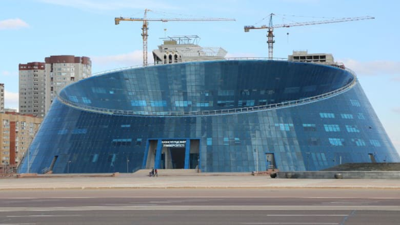 """هل هذه هي عاصمة الهندسة المعمارية """"الغريبة"""" في العالم؟"""