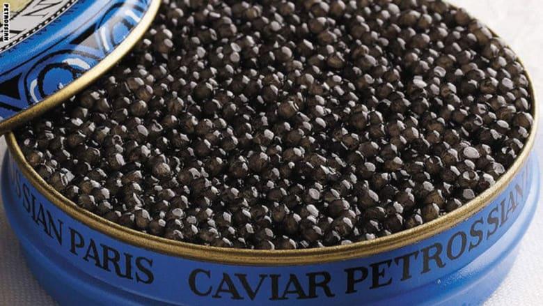 دليلك إلى تناول الكافيار..طعام القياصرة الروس