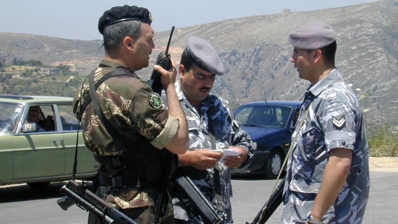 الجيش اللبناني: 5 تفجيرات انتحارية خلال جولة تفتيش عسكرية بعرسال