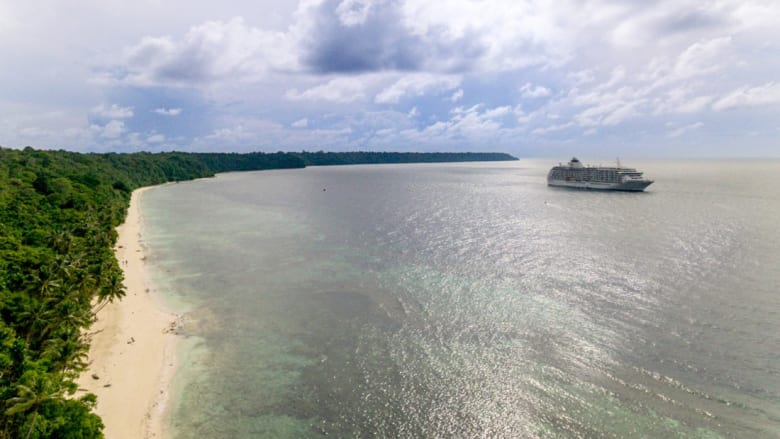 """""""مدينة عائمة"""" في وسط البحار مخصصة للأثرياء فقط"""